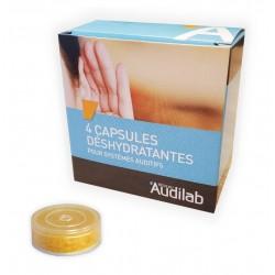 Capsules déshydratantes (4...